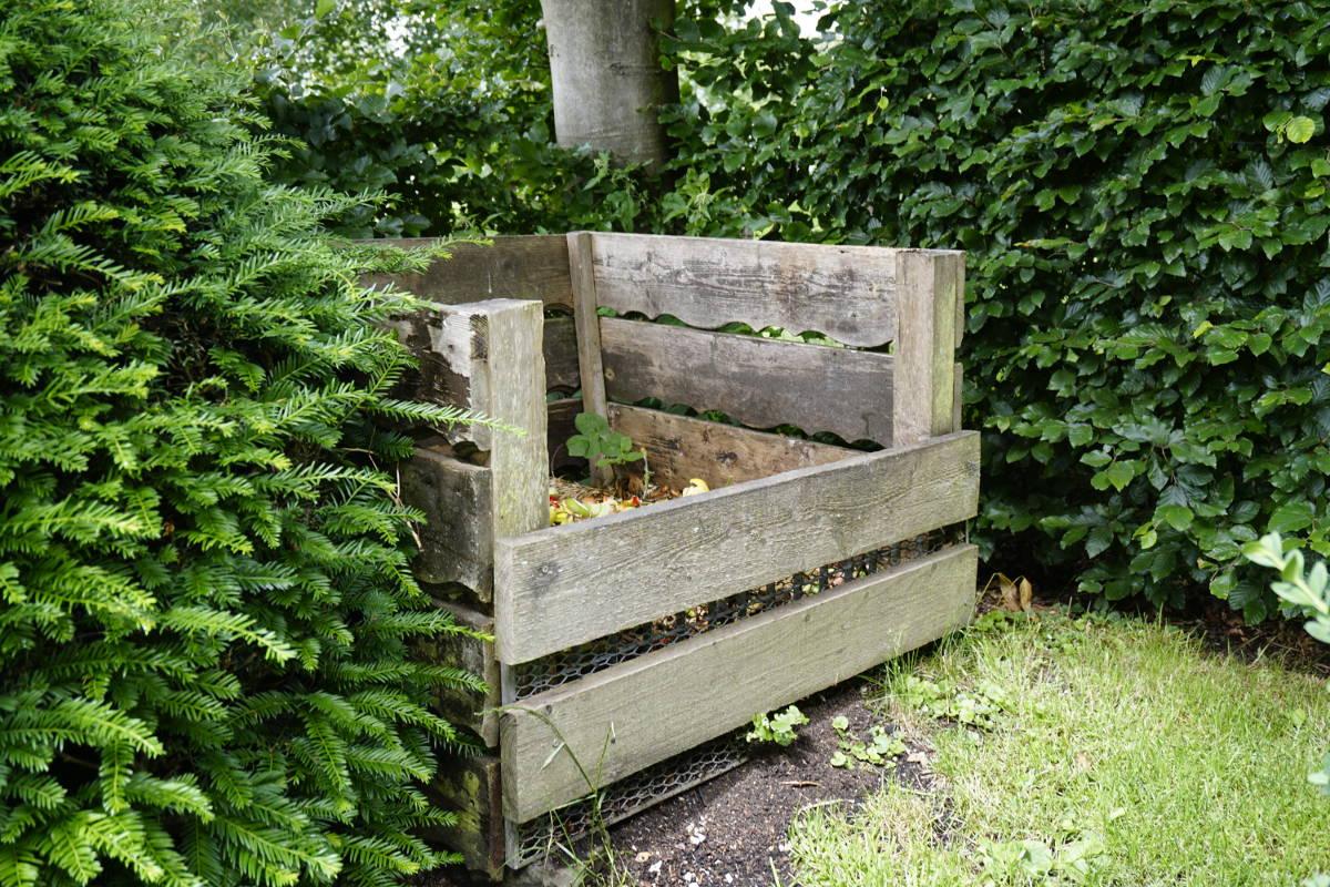 Kompost Standort