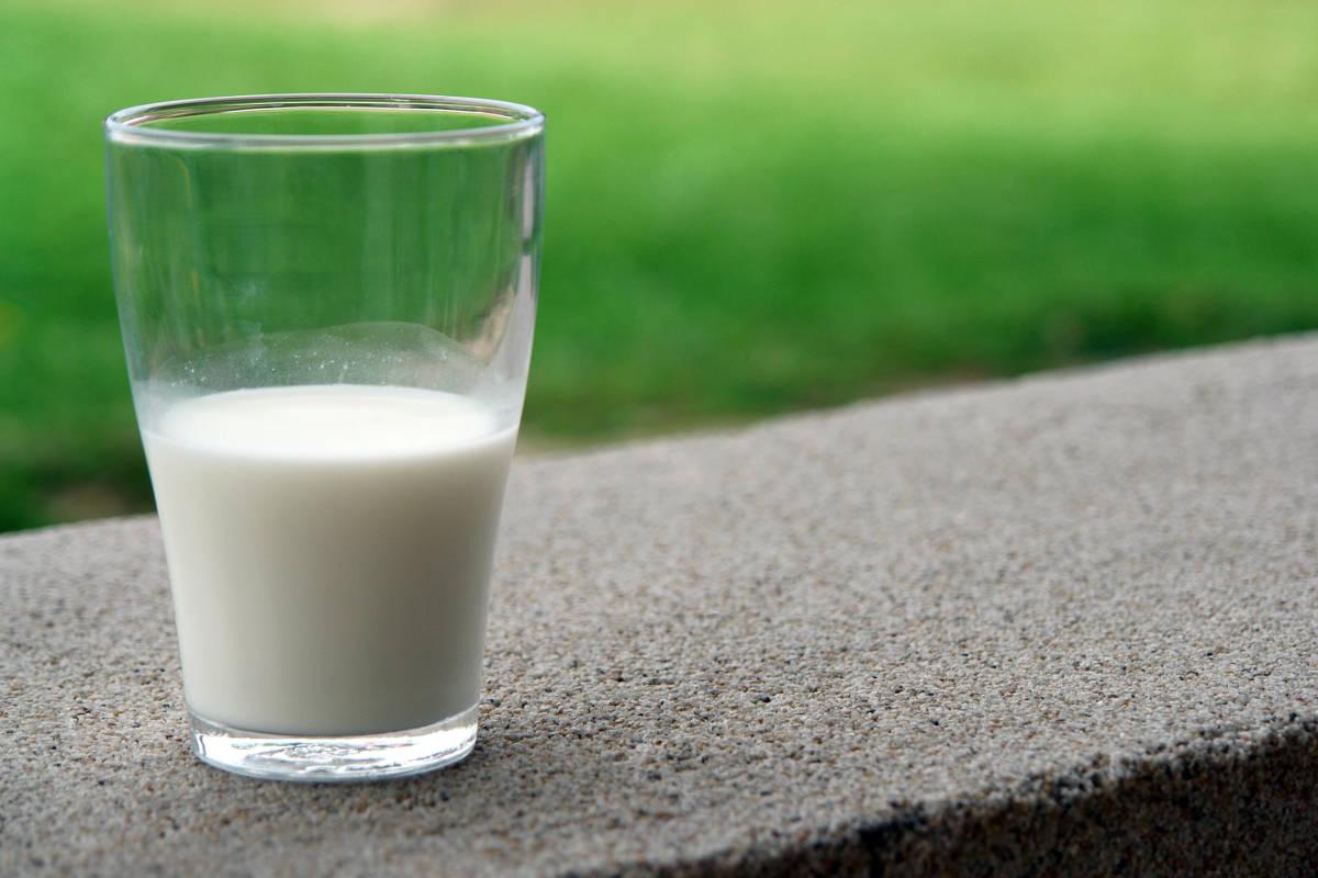 Milch Als Dünger